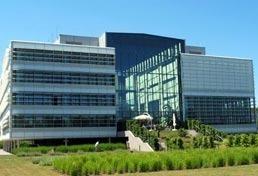 Der neue Firmensitz in Unterschleißheim