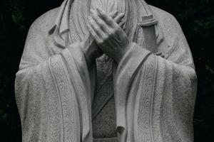 """Konfuzius (551 bis 479 v. Chr.): """"Wenn über das Grundsätzliche keine Einigkeit besteht, ist es sinnlos, miteinander Pläne zu schmieden."""""""