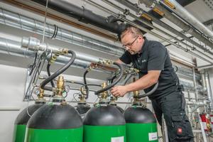 Eine fach- und normgerechte Instandhaltung ist unerlässlich, damit Brandschutzanlagen jederzeit einwandfrei funktionieren