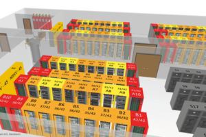 Building Information Modeling stellt das intelligente 3D-Modell in den Vordergrund. Es entsteht in der Planungs- und Konstruktionsphase undliefert für alle Prozesse die notwendigen Daten