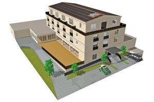 Voraussetzung für eine umfassende BIM-Auswertung ist ein 3D-Gebäudemodell, das man sich allerdings häufig selbst erarbeiten muss