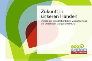 Vor kurzem hat Dussmann seinen ersten Nachhaltigkeitsbericht vorgelegt<br />