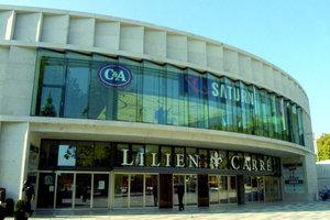 Auf dem Weg zum energieeffizientesten Einkaufszentrum Deutschlands: das Lilien Carré in Wiesbaden