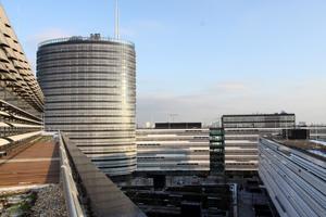 Der Vodafone Campus in Düsseldorf verbindet hohe Nutzerqualität mit Energieeffizienz