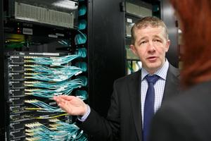 """""""Bei der Ausschreibung wurde viel Wert auf Funktionalität und eine hohe Verfügbarkeit gelegt"""", so Dirk Hatzmann, Senior Vice President Technology Infrastructure der Citigroup"""