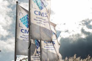Vom 19. bis 22. September 2017 erwartet die Besucher der CMS wider ein umfassender Marktüberblick über Produkte, Systeme und Verfahren der gesamten gewerblichen Reinigungstechnik