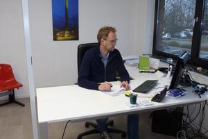 Stephan van der Kooi von KOOI Immobilien war beeindruckt von der Qualität der LAVIGO PULSE VTL