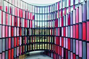 Cologne Oval Offices: ein Green Buildung von Sauerbruch Hutton Architekten<br />