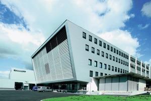 Der Stammsitz der Balluff GmbH in Neuhausen a.d.F<br />