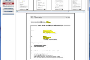 . Der Einsatz einer modernen Vertragsmanagement-Software mit elektronischen Akten ist daher in erster Linie sinnvoll, da sie Transparenz über den Dokumentenbestand schafft