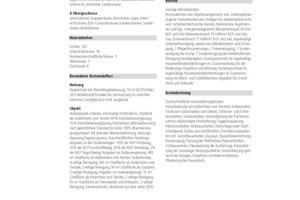 """Tabelle 3: Objektbeschreibung – Auszug aus &nbsp;""""BKI Objektdaten: NK1 Nutzungskosten"""" (Kostenstand 1. Quartal 2010, inkl. MwSt.)<br />"""