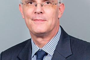 Uwe Gossmann, Sprecher der Geschäftsführung von Klüh Service Management, Düsseldorf