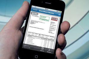 Immer wichtiger ist auch der zeit- und ortsunabhänige, mobile Zugriff auf Daten und Dokumente