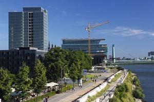 Mitte April dieses Jahres wurde die RGM von der Eigentümerin des Gebäudeensembles maxCologne in Köln mit dem technischen und infrastrukturellen Gebäudemanagement beauftragt