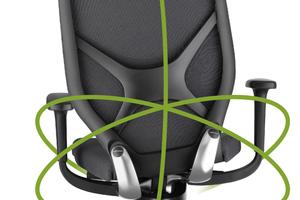 Neue Sitzkonzepte fördern 3D-dynamisches Sitzen