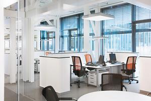 In Europa sind die Bürokosten im Vergleich zum Vorjahr um rund 18 % gesunken