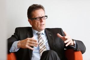 """""""Die Marke ENGIE verdeutlicht das Ziel unserer Gruppe, ein weltweit prägender Akteur des Energiewandels zu sein"""", sagt ENGIE Deutschland-Chef Manfred Schmitz"""