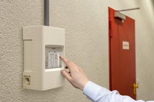 Siemens zeigt auf der Messe Security seine neuen Ansaugrauchmelder