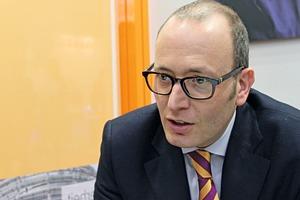 Arnulf Piepenbrock, Geschäftsführender Gesellschafter