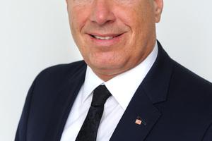 Michael Schmid, Vorsitzender der Geschäftsführung DB Services GmbH, Berlin