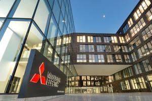 Für seine neue Deutschland-Zentrale wird Mitsubishi Electric Europe B.V. die höchste <br />LEED-Zertifizierung in Platin erhalten
