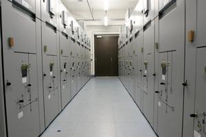 Das FDC ist mit Nieder- und Mittelspannungsfeldern von Siemens ausgestattet