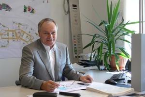 Fördertechnikplaner <br />Dirk Schenkel von <br />ECE Projektmanagement<br />