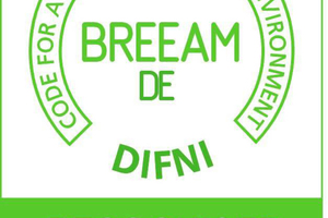 """Mit dem """"Badge of Recognition"""" bestätigt die DIFNI den hohen Qualitätsanspruch des ökologischen Musterleistungsverzeichnisses der WISAG"""